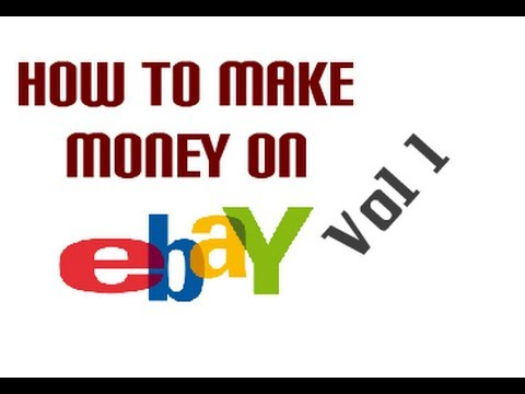 Ebay Tips #1: How to Sell On Ebay With No Inventory or No Money 4