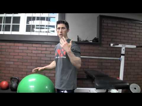 Hamstring Exercise WITHOUT Weights - BULLETPROOF YOUR HAMSTRINGS! 2