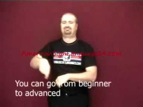 How to Learn American Sign Language Online - Free, Fast & Funny 2
