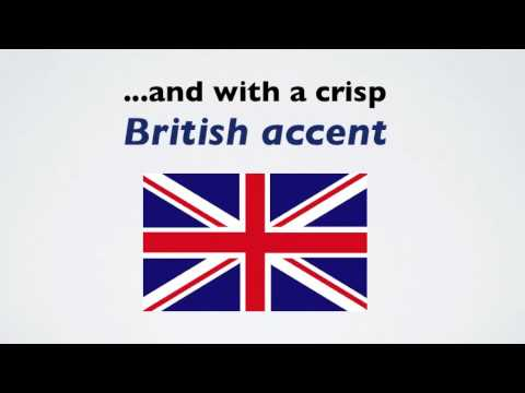 How to learn the British accent- FAST!  ✔ 5