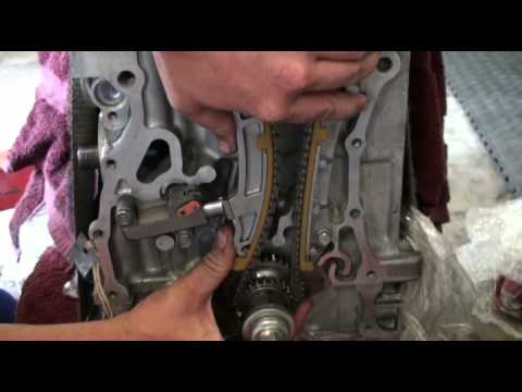 Timing Chain Tensioner installation for K24 | The How To