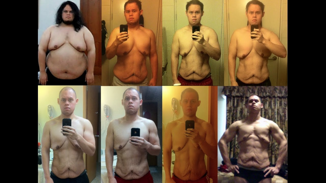 The Man Who Never Gave Up - Best Way to Lose Weight? 6
