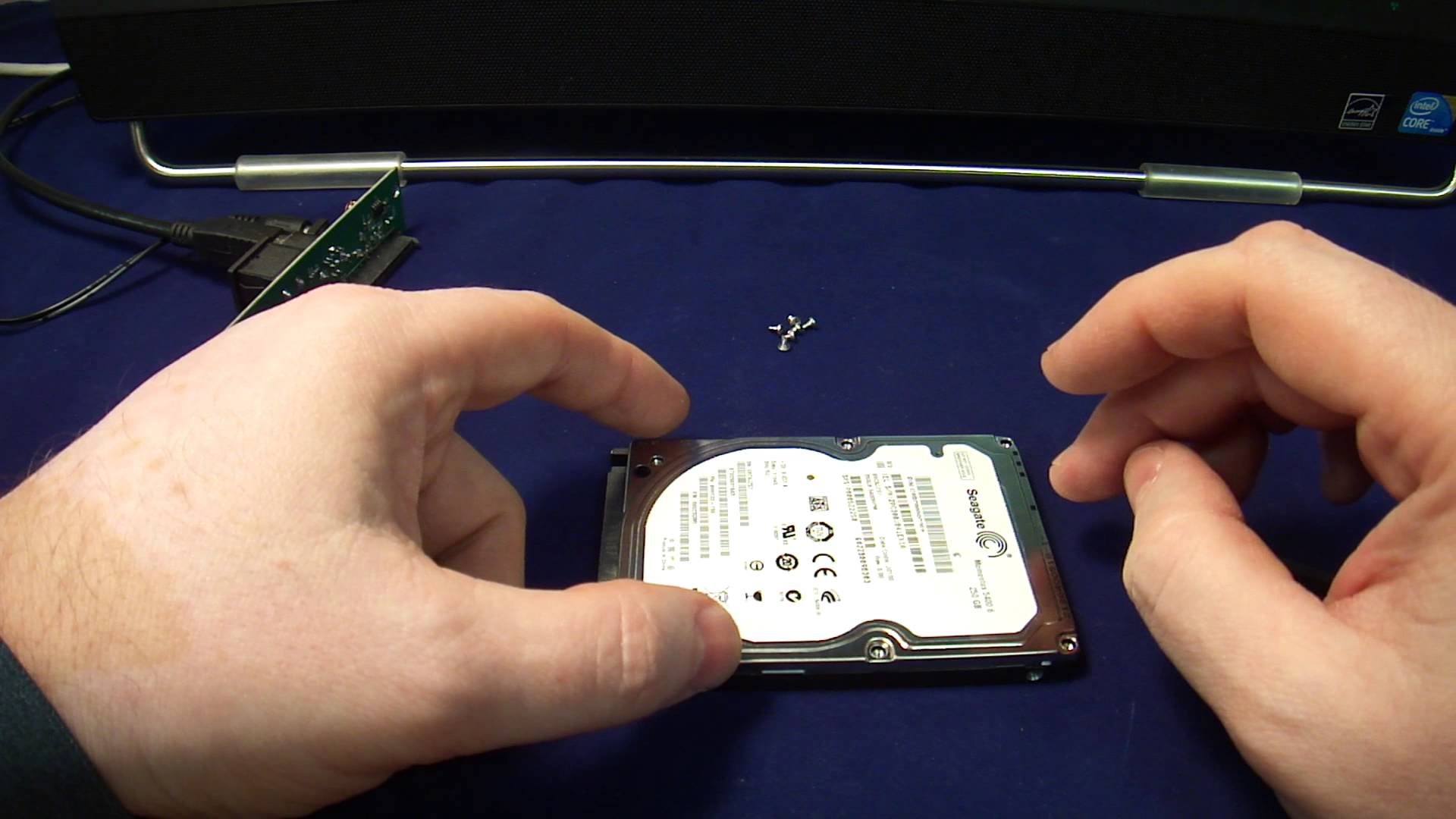 DIY Video 2 How to fix a broken hard drive Beeping noise Get your data Back! Best Kept Secret 2