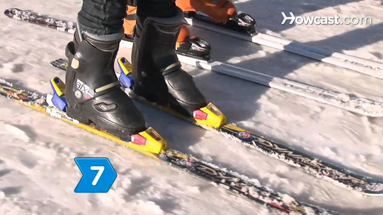 How to Learn to Ski 3