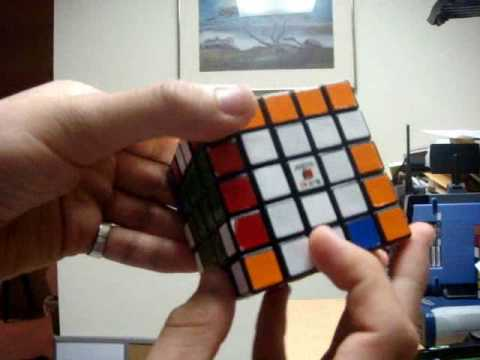How to Solve a 5x5x5 Rubik's Cube - Part 3 - Edge Pairing 2