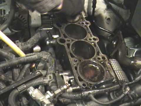 How to Replace Blown Head Gasket on a 2004 VW Jetta 2 0L
