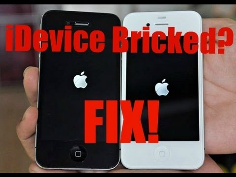 How to: Fix an iDevice in Boot Loop/Brick Mode 5