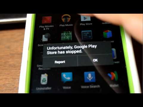 How to fix the process com.google.process.gapps Quick and Easy 4