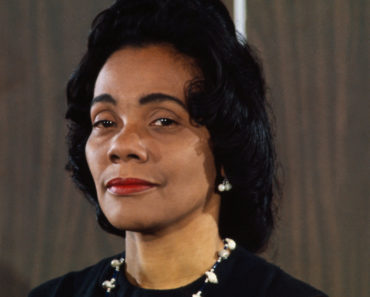 Coretta Scott King's Letter To Be Blasted Into McConnell's Home With Bullhorn 5