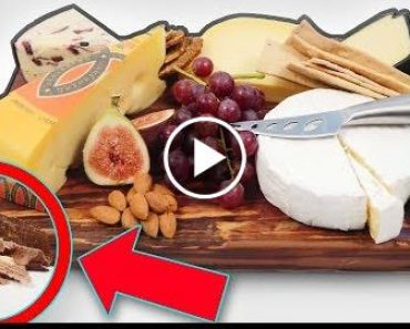 The best CHOCOLATE Cheeses board idea you've EVER seen! 2
