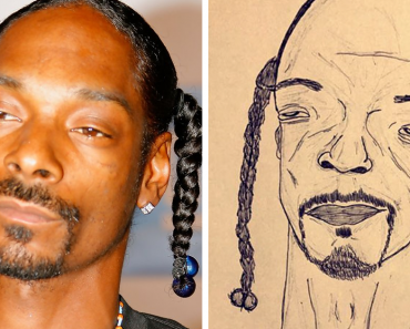 30+ Hilariously 'Accurate' Celebrity Portraits By Tw1tter Picasso Are So Bad They Got Him 167,000+ Followers 8