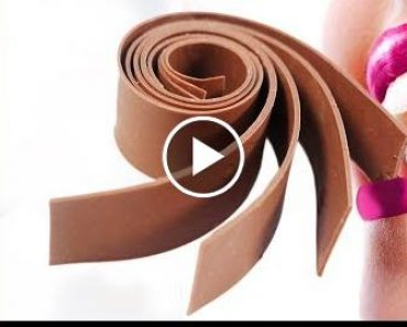 5 mind-bending CHOCOLATE Decorations | How To Cooks That Ann Reardon 1