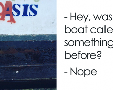 20+ Clever And Funny Boat Names That Made The Whole Harbor Laugh Out Loud 10