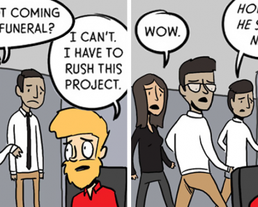 37 Comics That I Created To Show What It's Like To Work In An Office As An IT Guy 10