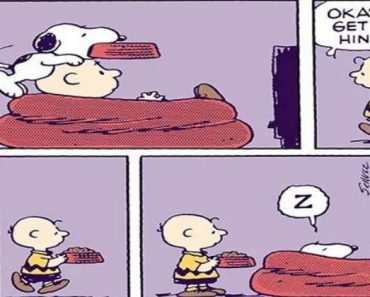 15 Comics of Snoopy That Will Send You Back in Time 9