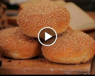 How to Shape &  Sesame Buns | Make 6