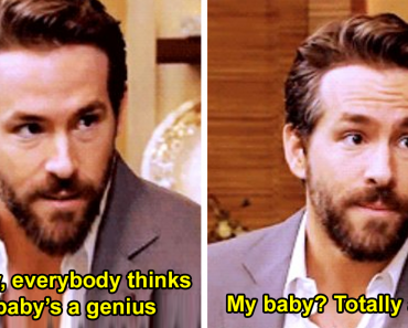 23+ Hilarious And Wholesome Times Ryan Reynolds Made Us Love Him Even More 12